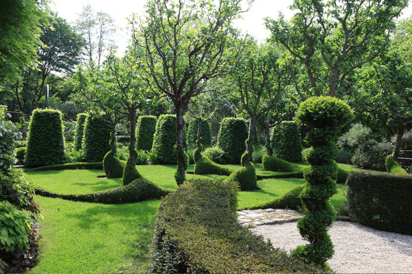 Découvertes culturelles - Jardin du Grand Launay