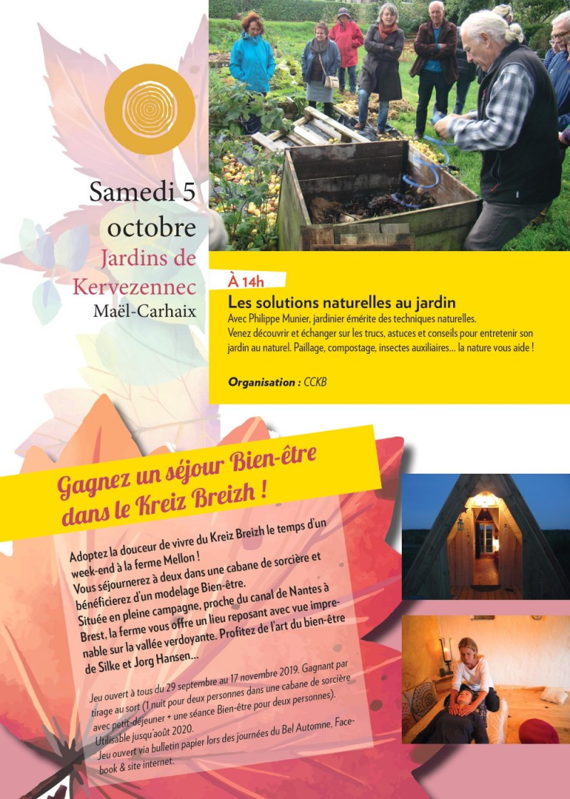 le bel automne mael carhaix